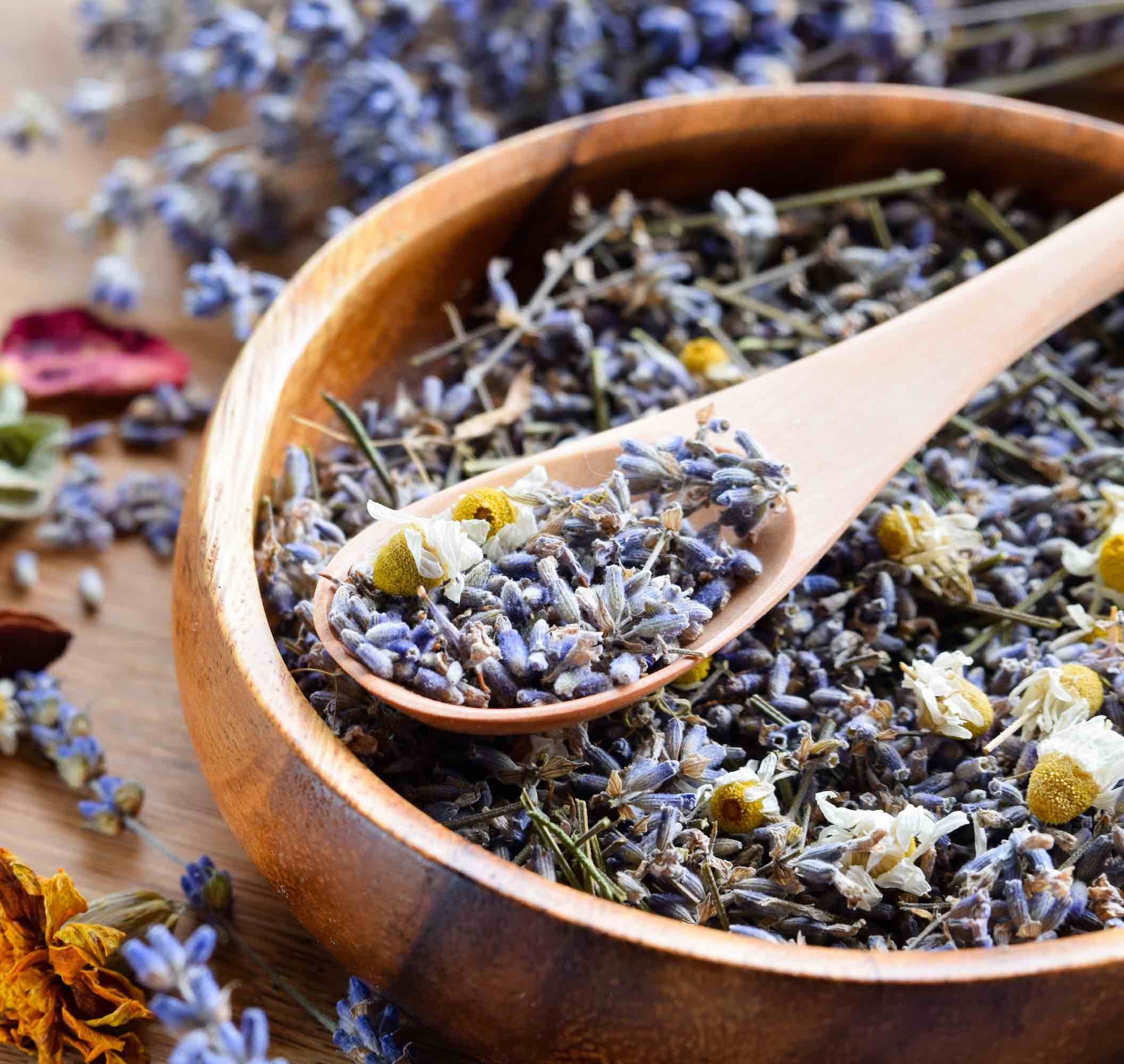 WellOff Elixir's Blend Of Magnesium, Chamomile, And Lavender.