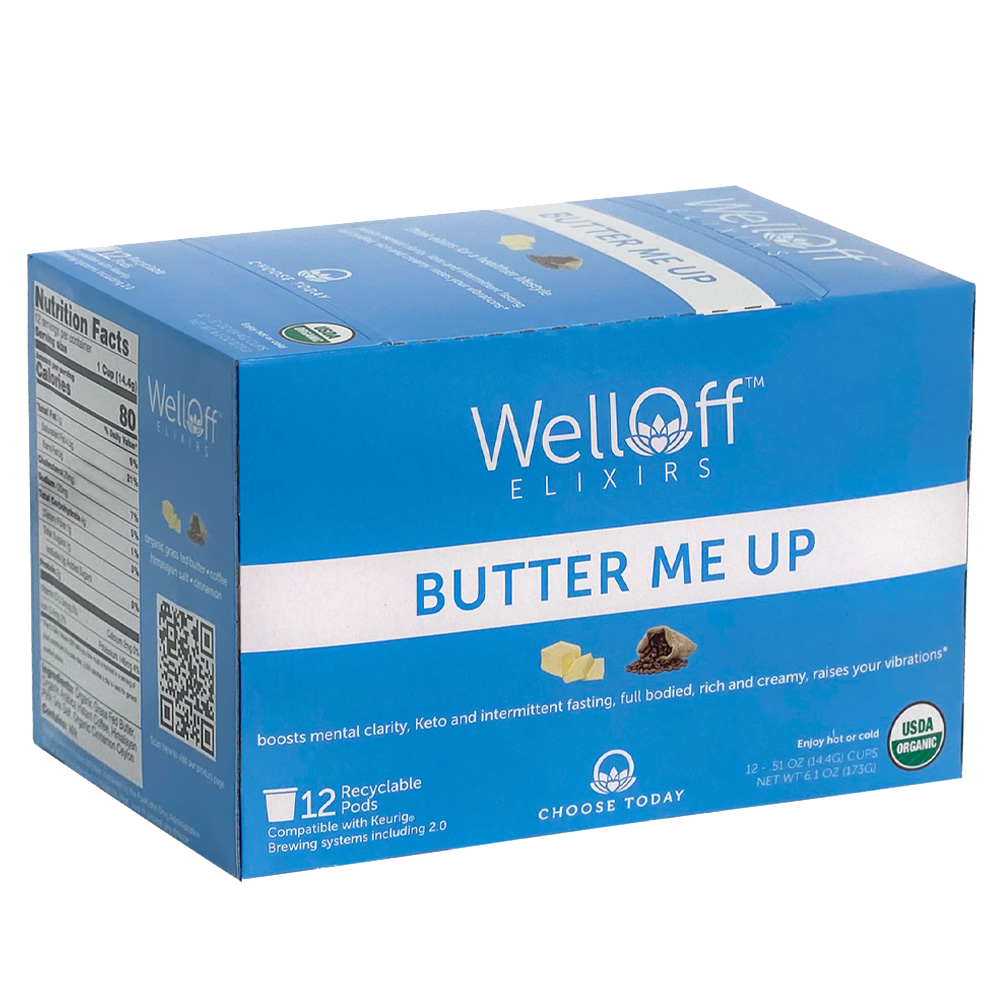 Butter Me Up – Coffee For Keto