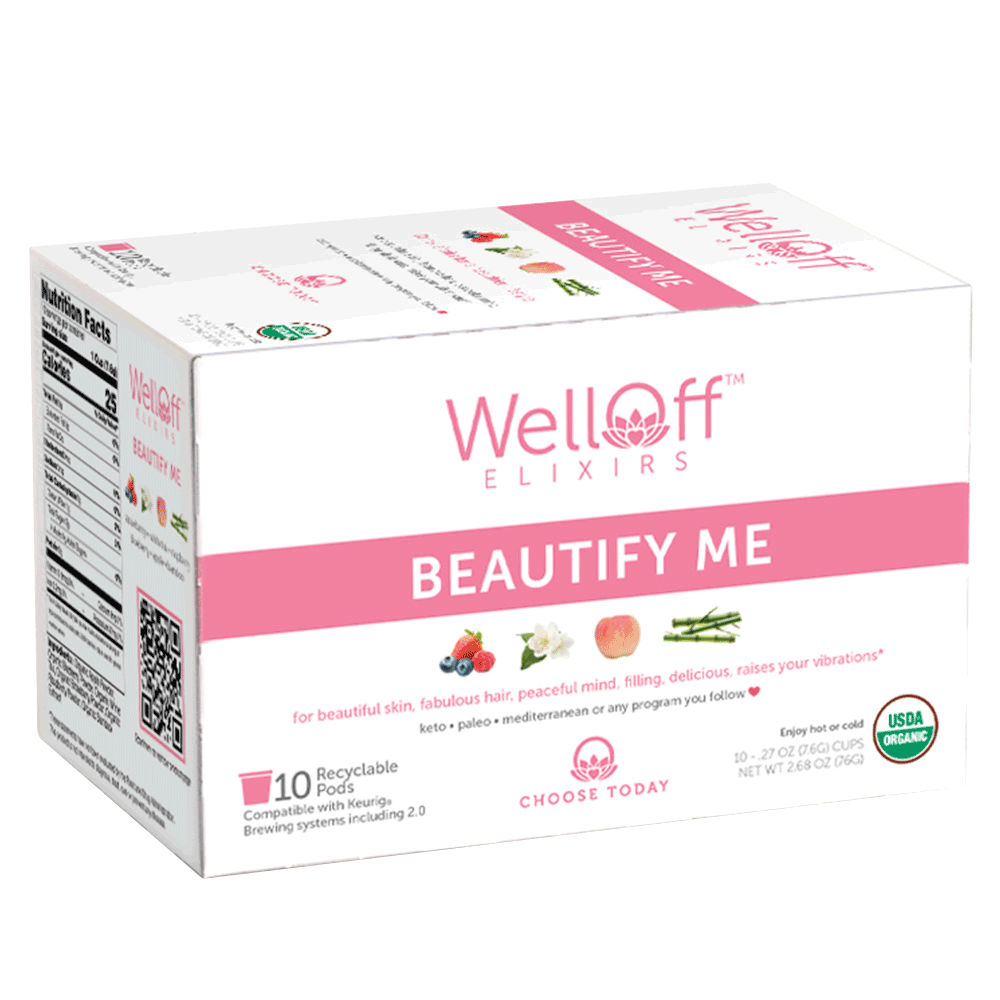 Beautify Me – Anti Inflammatory Tea