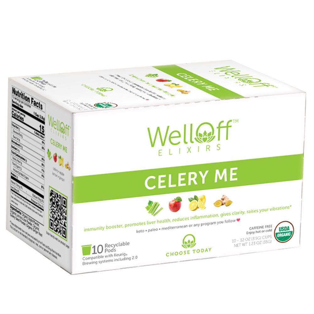 Celery Me – Celery Juice Cleanse