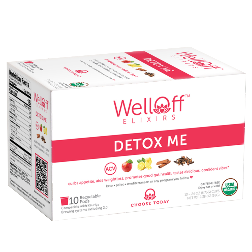 Detox Me – Apple Cider Vinegar Detox Drink