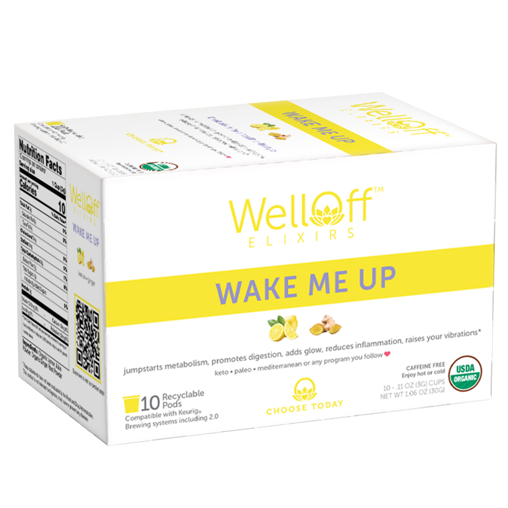 Wake Me Up – Morning Metabolism Drink