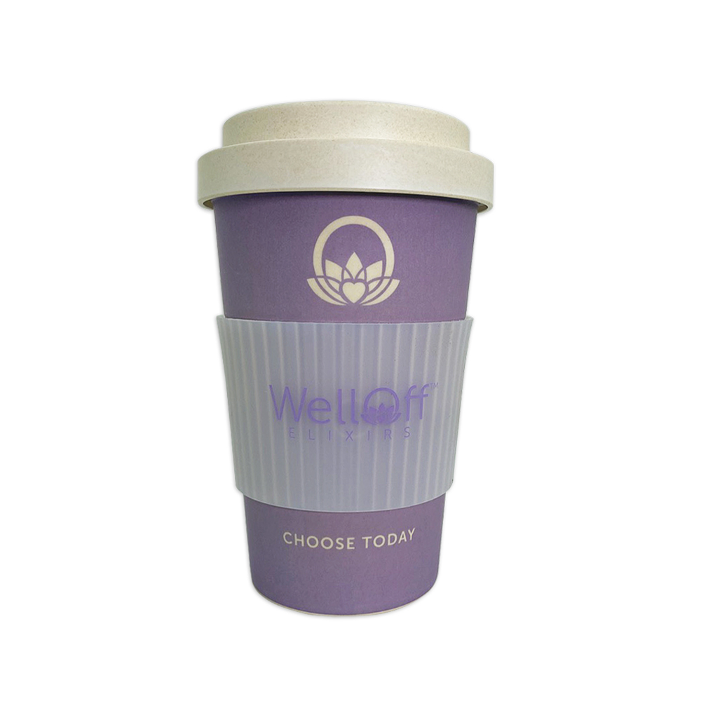 WellOff Travel Mug Purple